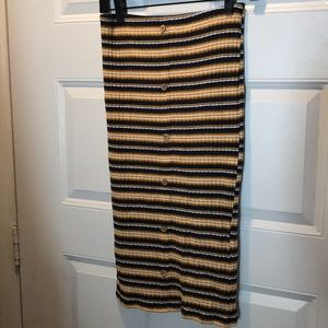 NWT Strapless pencil dress